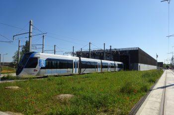 Rame du T13 au SMR_crédits SNCF